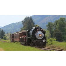 Steam Train Robbery Weekend - Take 2, Sunday, August 25